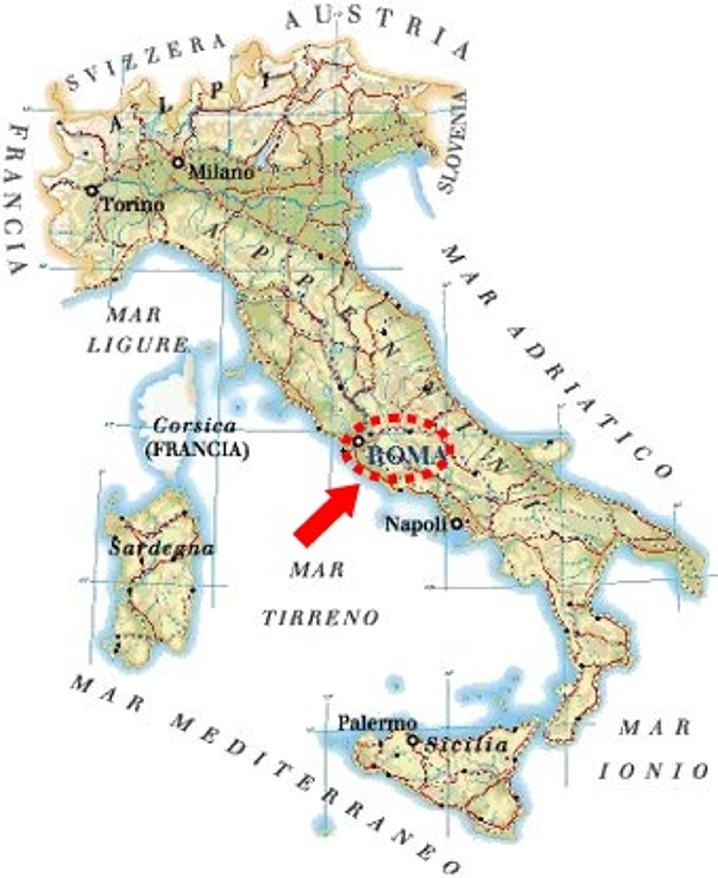 Immagini Cartina Geografica Dellitalia.Cartina Geografica Dell Italia